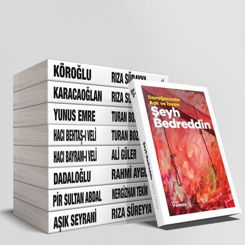Anadolu Bilgeleri Seti - 9 Kitap