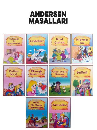 Andersen Masalları - 10 Kitap