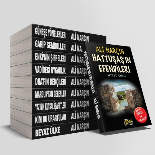 Esrarengiz Yönleriyle Dünya İnançları Kitap Seti - Ali Narçın -Halkkit