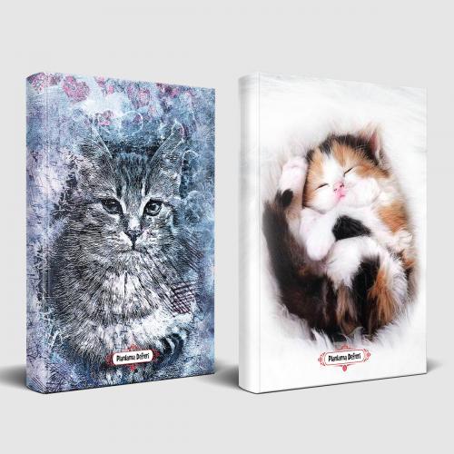 Asil Kedi ve Uykucu Kedi Planlama Defteri