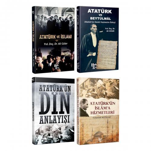 Atatürk ve İslam Seti - 4 Kitap