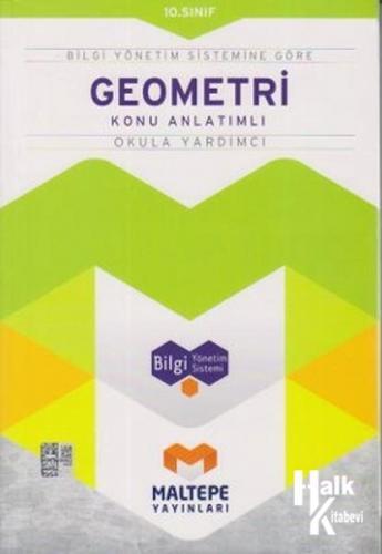 Bilgi Yönetim Sistemine Göre 10. Sınıf Geometri Konu Anlatımlı - Okula Yardımcı