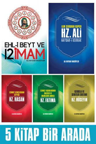 Bilinmeyen Ehl-i Beyt Tarihi - Ali Haydar Haksöyler -Halkkitabevi