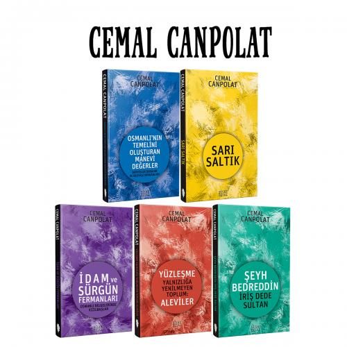 Cemal Canpolat Seti - 5 Kitap - -Halkkitabevi
