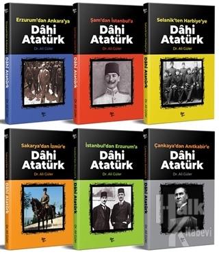 Dahi Atatürk Seti (6 Kitap Takım)