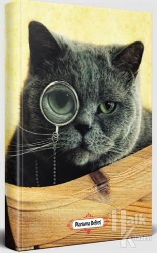 Dedektif Kedi - Planlama Defteri