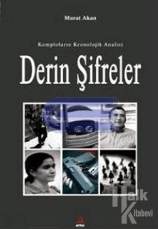 Derin Şifreler - Murat Akan -Halkkitabevi