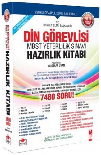 Din Görevlisi MBST Yeterlilik Sınavı Hazırlık Kitabı