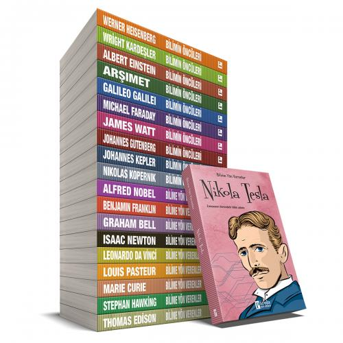 Dünya Bilim İnsanları Kitap Seti - -Halkkitabevi