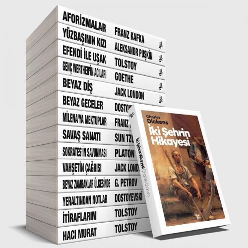 Muhteşem Dünya Klasikleri Seti - 15 Kitap