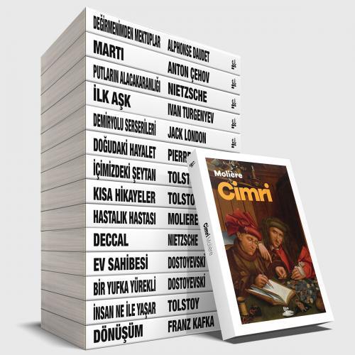 Modern Dünya Klasikleri Seti - 15 Kitap