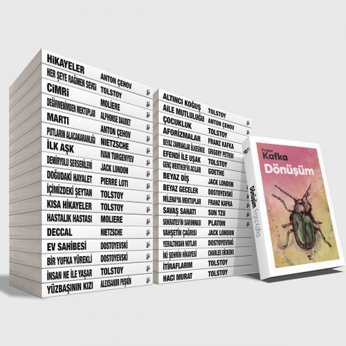 Büyük Dünya Klasikleri Kütüphanesi - 35 Kitap