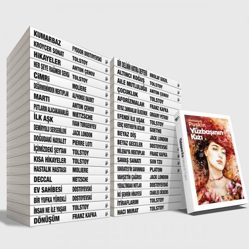Büyük Dünya Klasikleri Kütüphanesi - 38 Kitap