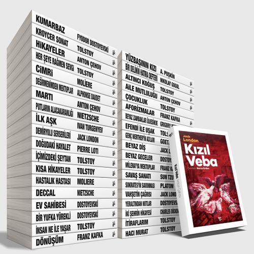 Büyük Dünya Klasikleri Kütüphanesi Seti - 39 Kitap