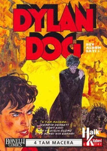 Dylan Dog Dev Albüm Sayı 6