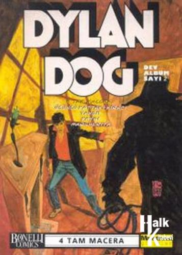 Dylan Dog Sayı Dev Albüm 2