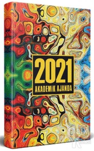 Ebruli - 2021 Akademik Ajanda