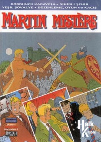 Efsane Martin Mystere 3