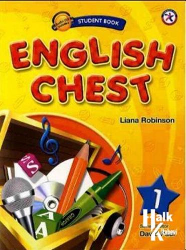 English Chest 1 Student Book + CD