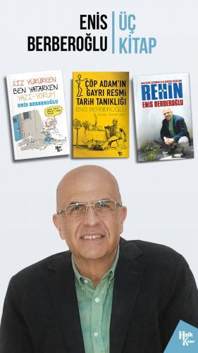 Enis Berberoğlu Üçlü Set - Enis Berberoğlu -Halkkitabevi