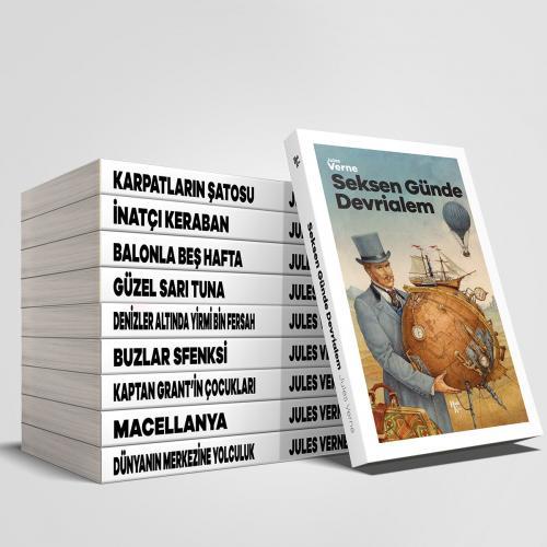 Eşsiz Çocuk Öyküleri Seti - 10 Kitap