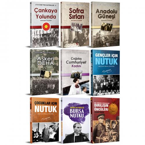 Gazi Paşa Kütüphanesi - 9 Kitap