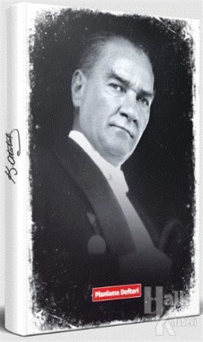 Tarihsiz Atatürk Planlama Defteri - Gazi Paşa - -Halkkitabevi