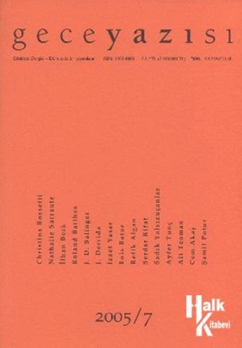 Geceyazısı 2005/7
