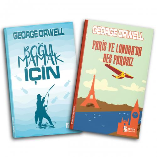 George Orwell 2'li Kitap Seti
