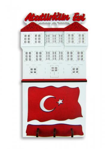 Atatürk'ün Evi Anahtar Askılıklı 1