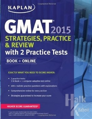Gmat 2015 Strategies, Practice and Review