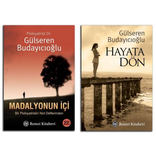 Gülseren Budayıcıoğlu 2'li Kitap Seti