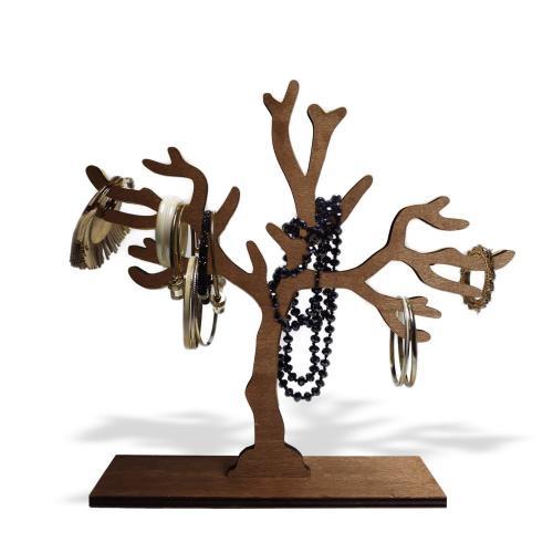 Hemera Ahşap Takı Ağacı