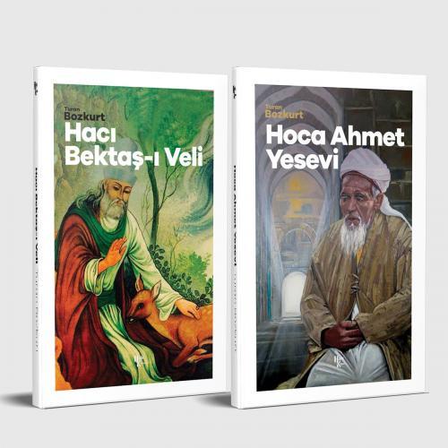 Hoca Ahmet Yesevi ve Hacı Bektaş-ı Veli Seti
