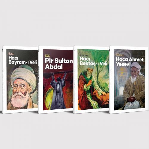 Hoca Ahmet Yesevi Seti - 4 Kitap