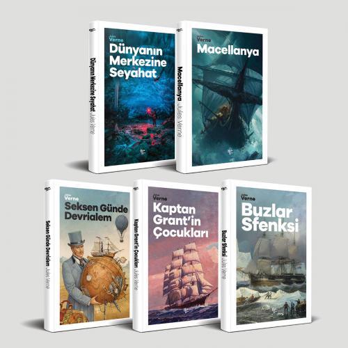 Jules Verne'den Seçmeler - 2