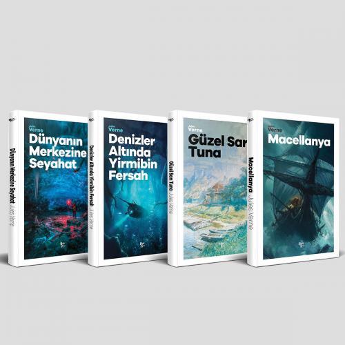 Jules Verne Öyküleri Seti