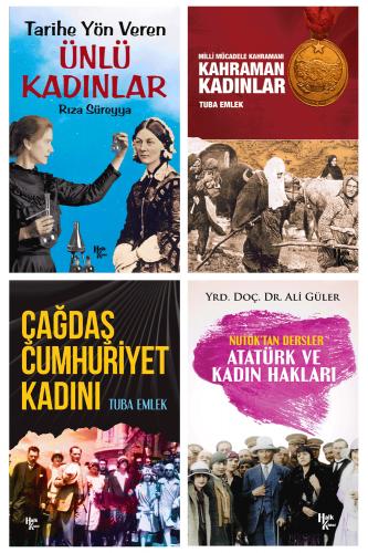 Kadınlar Günü Seti - Rıza Süreyya -Halkkitabevi