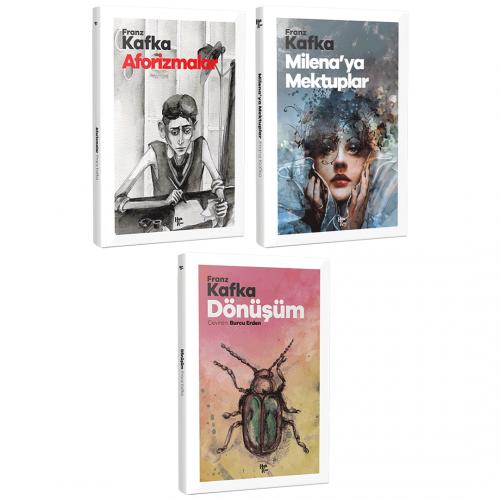 Kafka Üçlemesi -3 Kitap