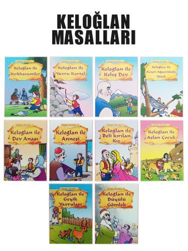 Keloğlan Masalları - 10 Kitap
