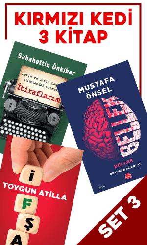 Kırmızı Kedi Set 3 - Sabahattin Önkibar -Halkkitabevi