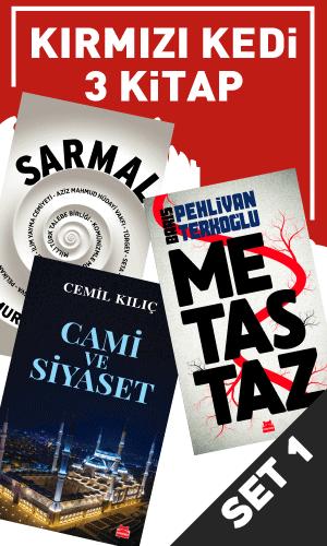 Kırmızı Kedi Set 1 - Murat Ağırel -Halkkitabevi