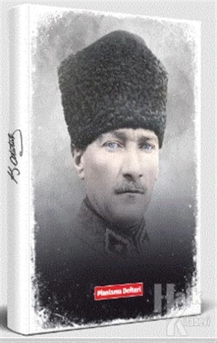 Tarihsiz Atatürk Planlama Defteri - Komutan - -Halkkitabevi