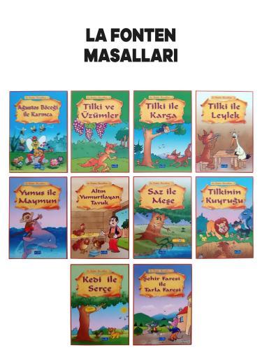 La Fonten Masalları - 10 Kitap