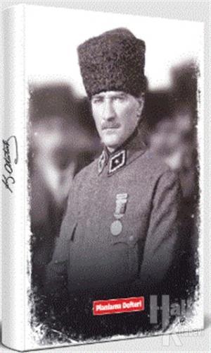 Tarihsiz Atatürk Planlama Defteri - Madalya - -Halkkitabevi