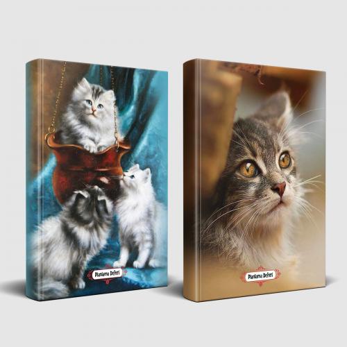 Minik Patiler ve Minik Kedi Planlama Defteri