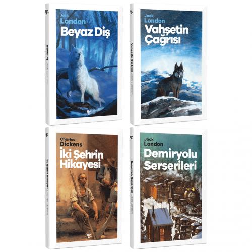 Modern Klasikler -4 Kitap