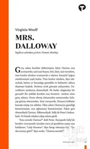 Mrs. Dalloway - Virginia Woolf -Halkkitabevi
