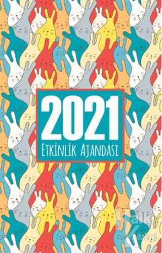 Neşe Dünyası - 2021 Akademik Ajanda - -Halkkitabevi
