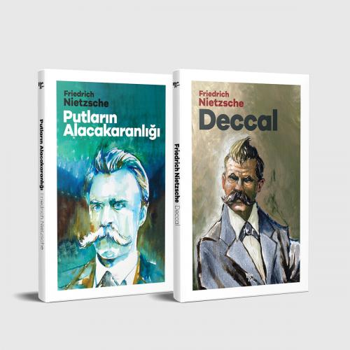 Nietzsche Unutulmaz Eserleri - 2 Kitap